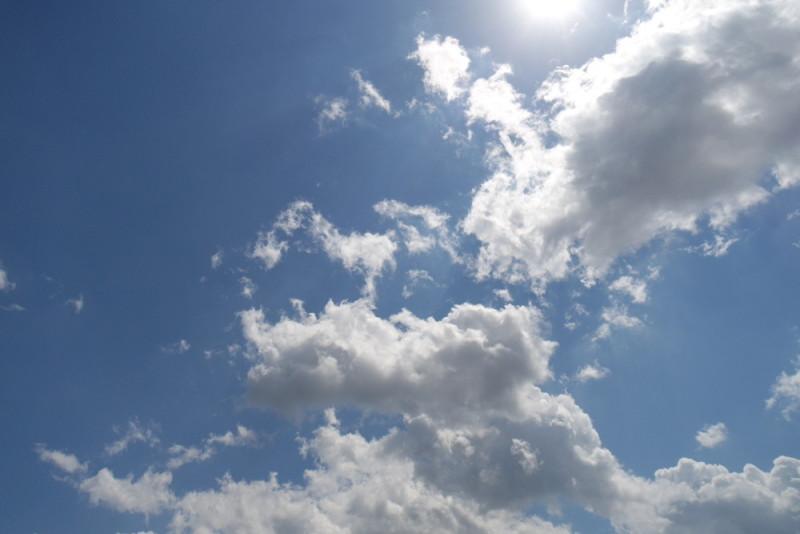 астраханское небо