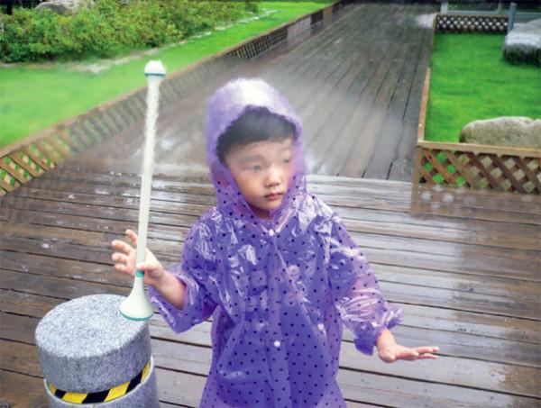 зонт без купола