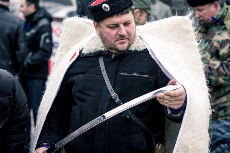 фестиваль военного искусства казаков