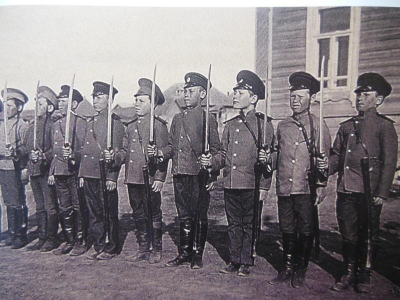 казаки станицы Ветлянинской
