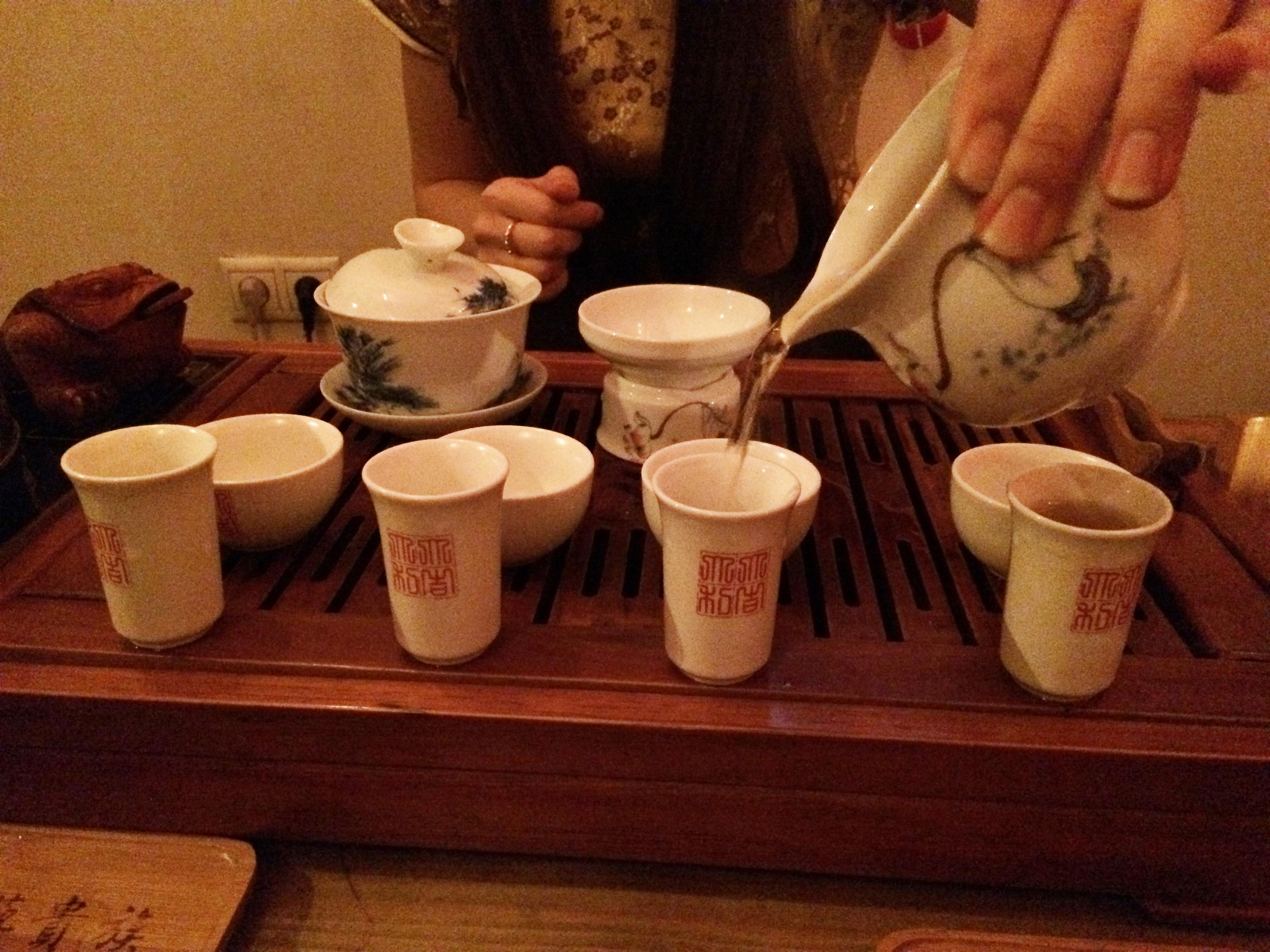 Души не чаю