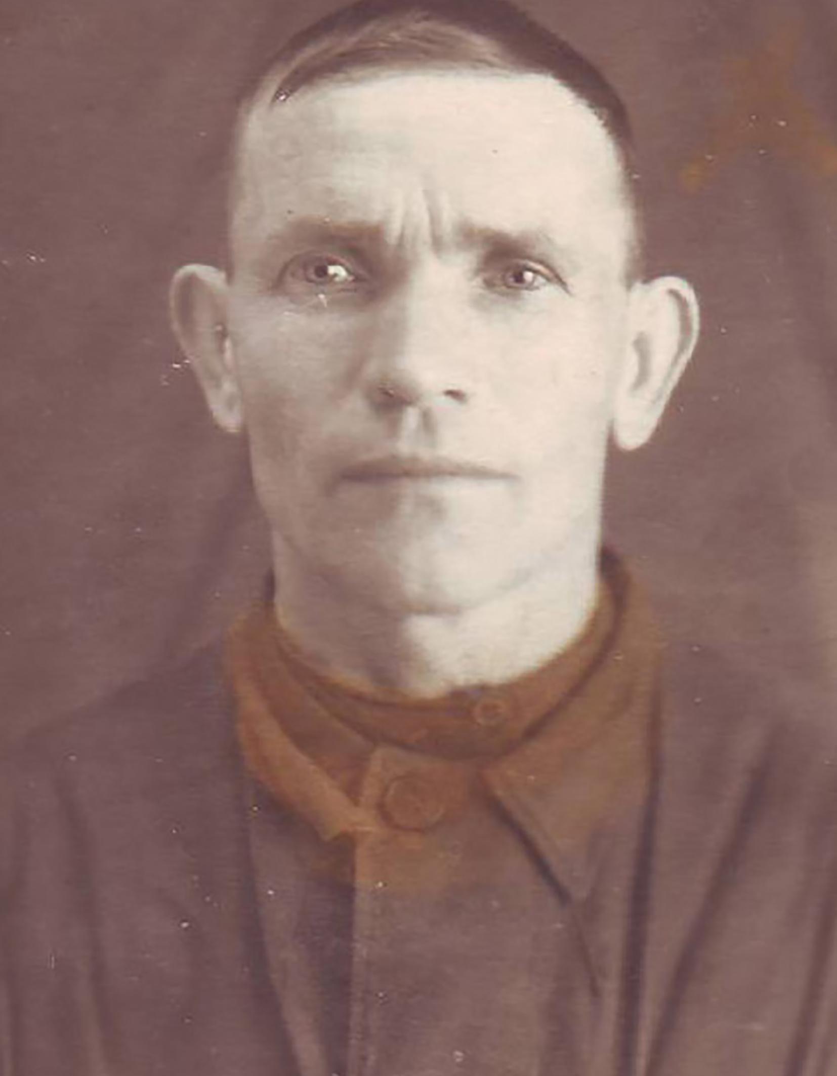 Фёдор Григорьевич Шальнов