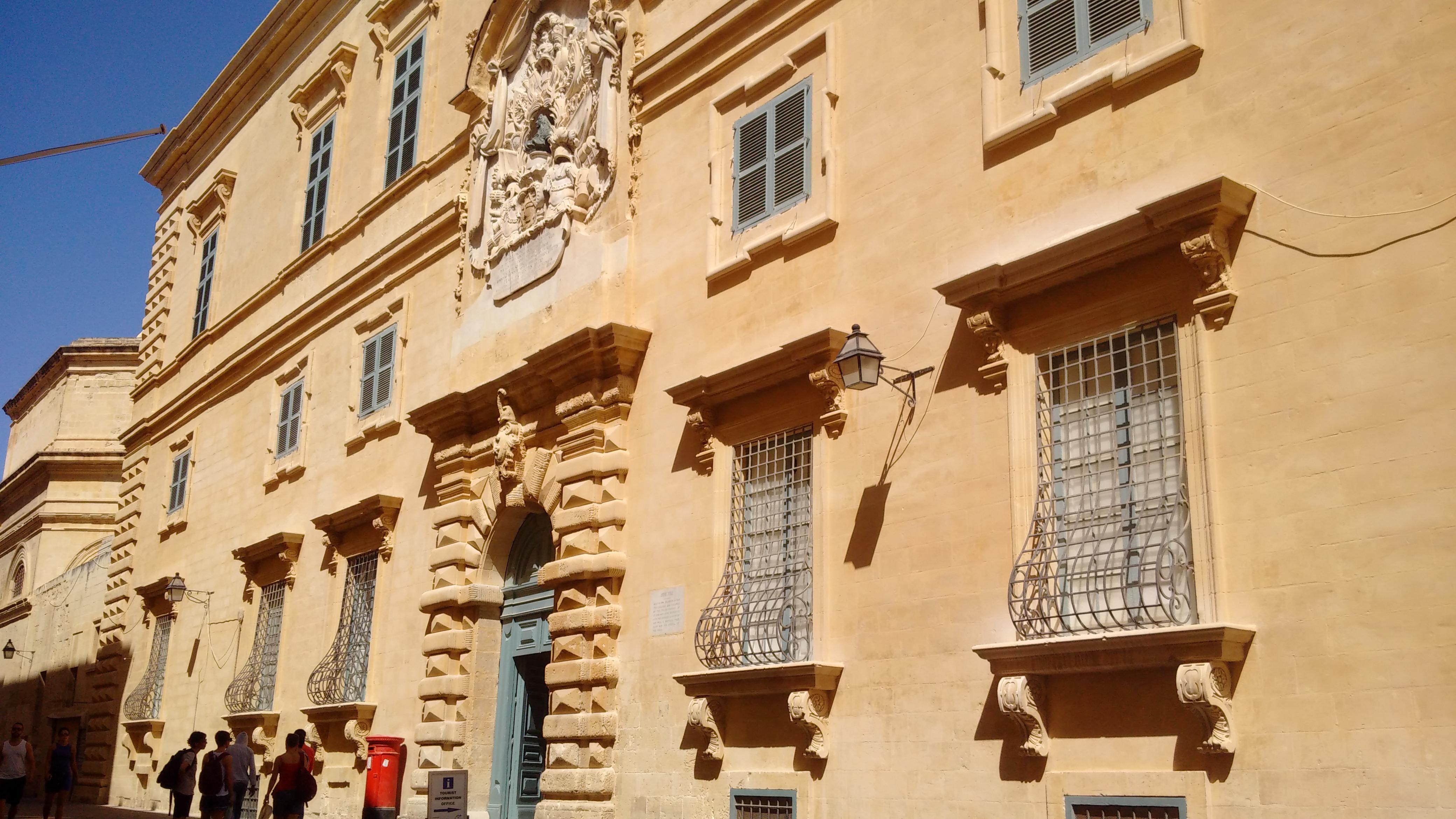 рыцарский дворец