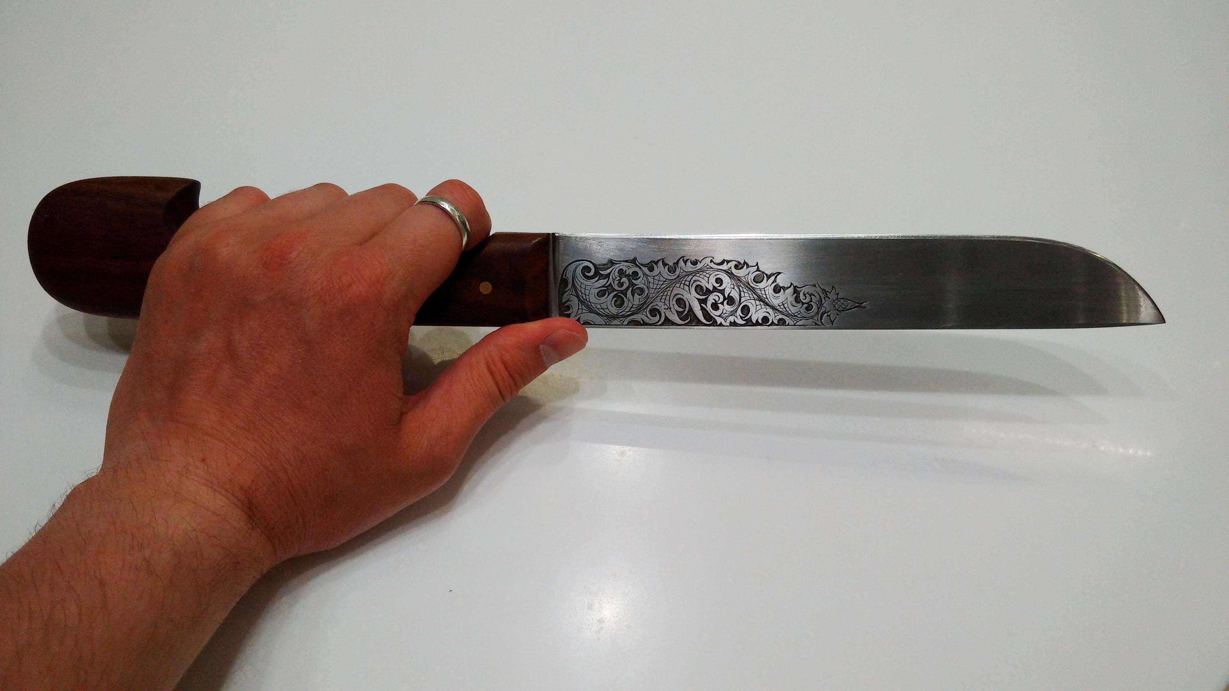 нож от кума