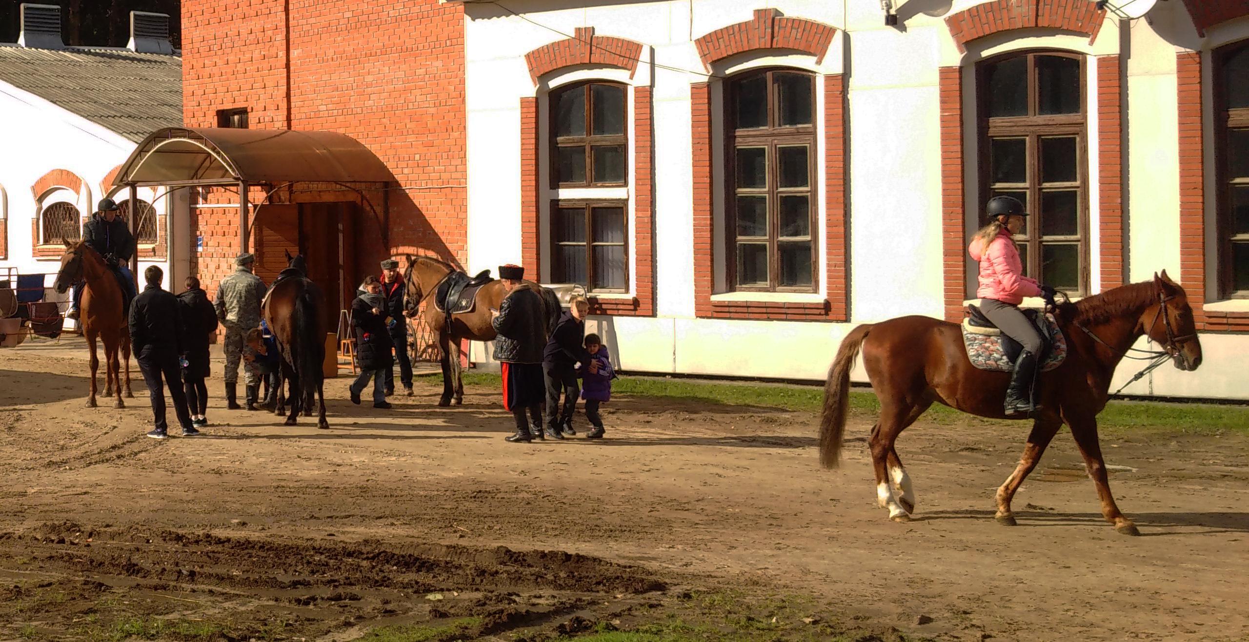 Посольская Казарла